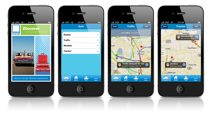 Nationwide iPhone App